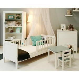 Łóżko młodzieżowe Jerzyk 160x70 | WisadforBaby
