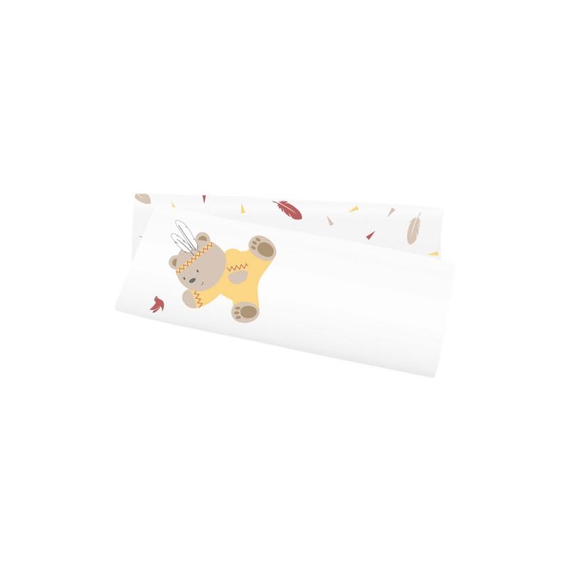 Pieluszki tetrowe Albero Mio Indianin - 2 sztuki